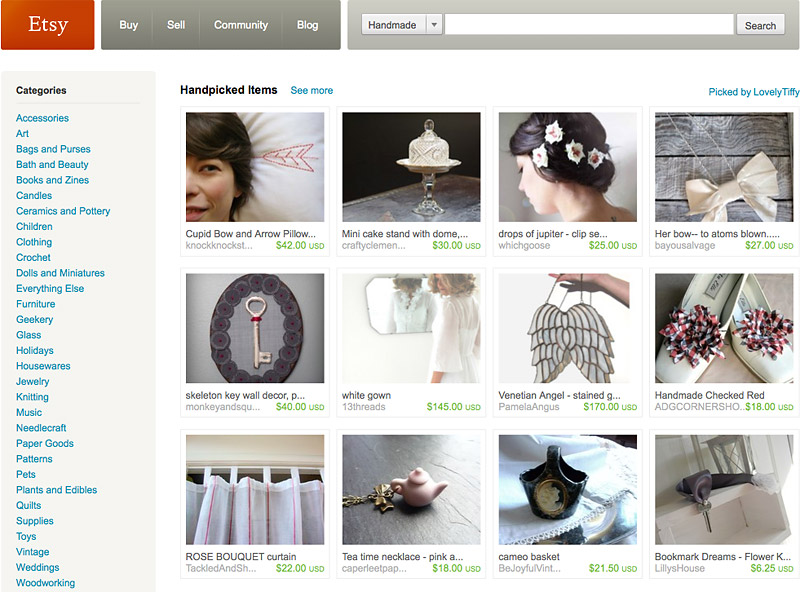 Etsy homepage pictures to pin on pinterest pinsdaddy for Best selling home decor etsy