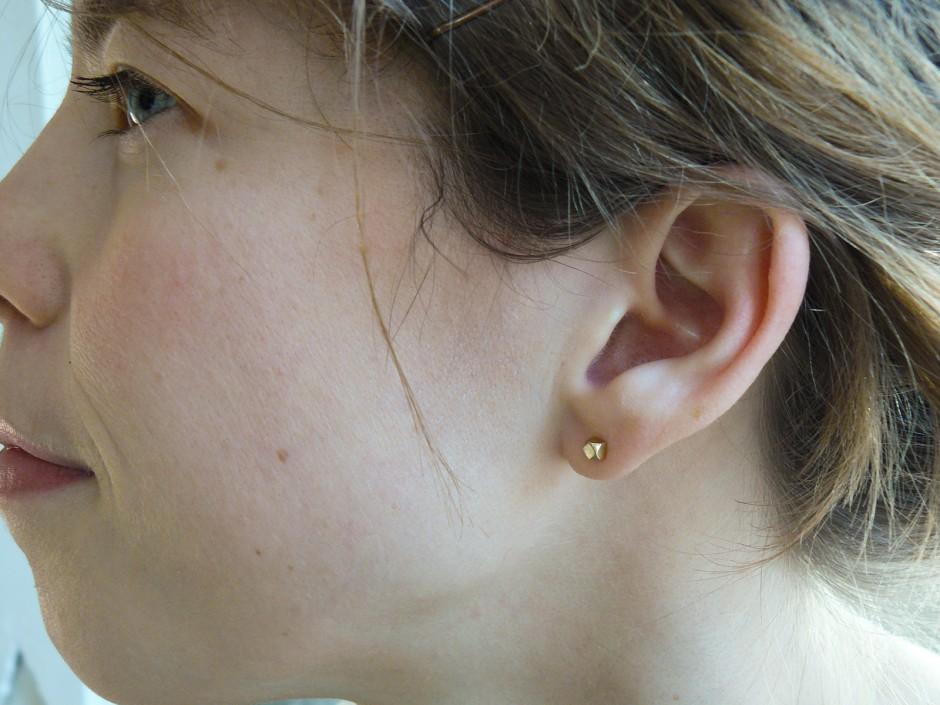 Earrings-Brass-Faceted-Small-2-W