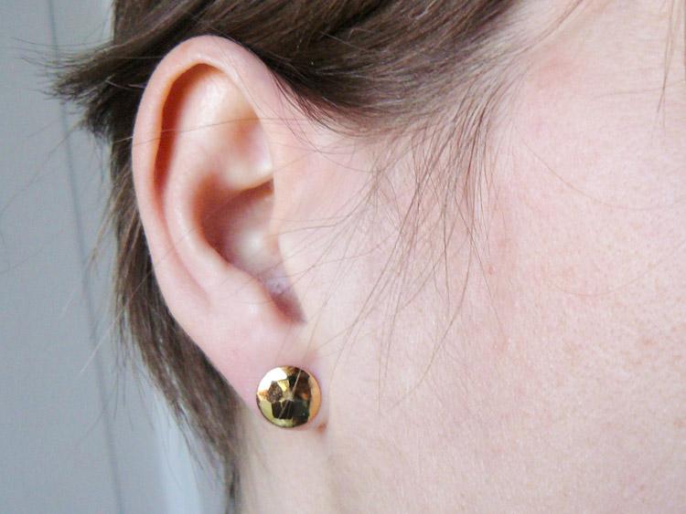 Gold-Circles-Hammered