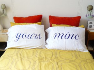 Yours & Mine Pillowcases