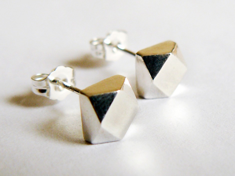 Silver-Faceted-Large-8