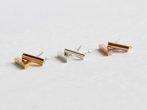 Single-Tiny-Bar-Earring